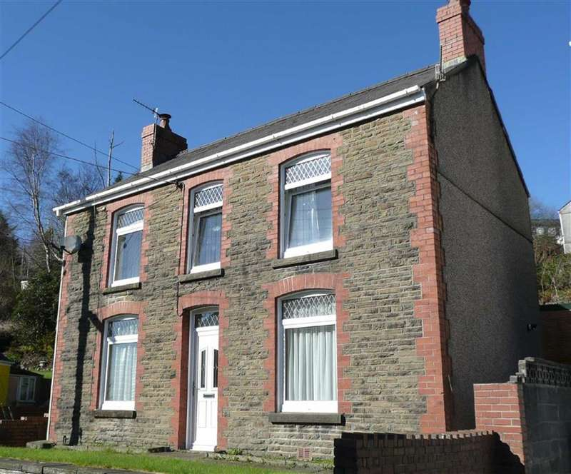 4 Bedrooms Property for sale in Old Road, Ynysmeudwy