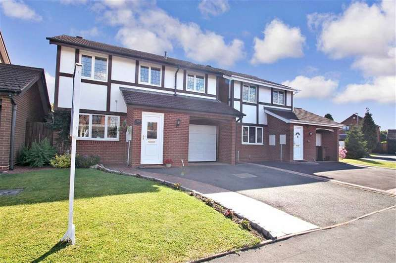 4 Bedrooms Property for sale in Whitemoor Drive, Monkspath, Solihull