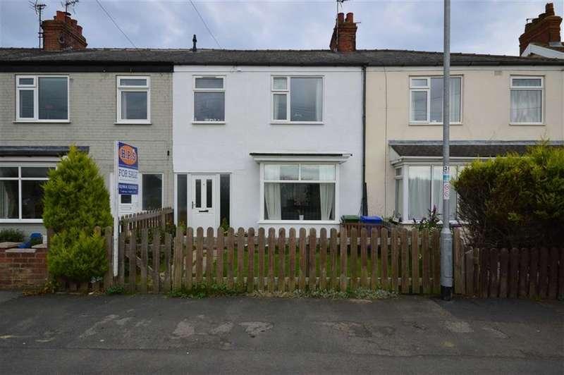 3 Bedrooms Property for sale in Pioneer Terrace, Hornsea, East Yorkshire