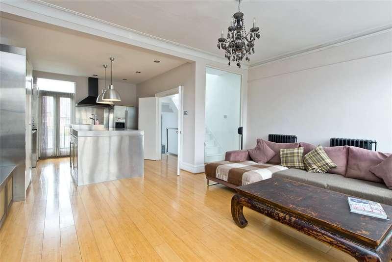 3 Bedrooms Maisonette Flat for sale in Replingham Road, London, SW18