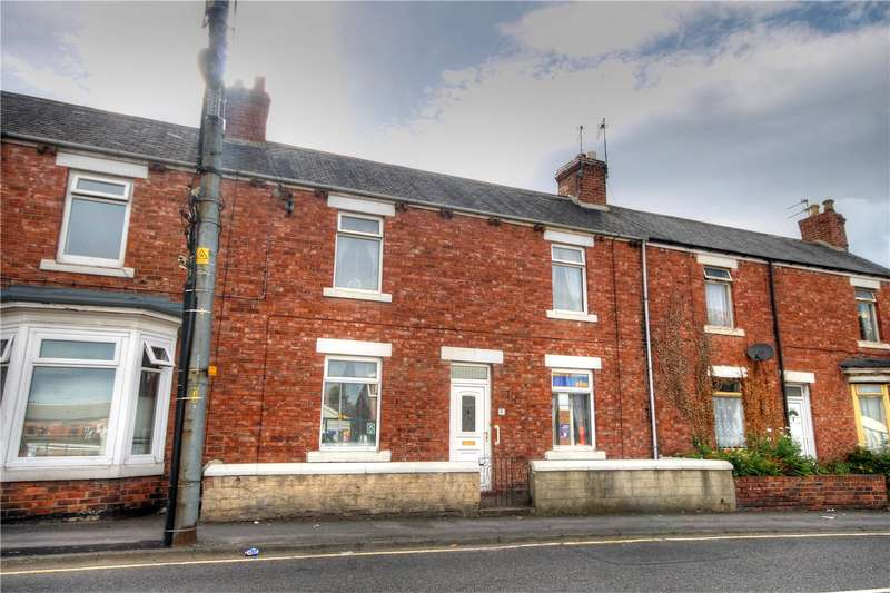 2 Bedrooms Terraced House for sale in Clarence Terrace, Chester Le Street, Co Durham, DH3