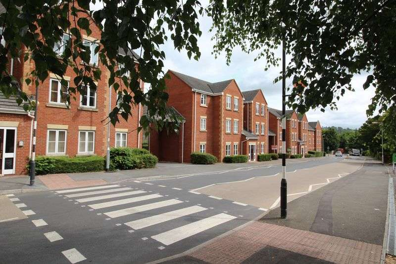 2 Bedrooms Flat for sale in Kinnerton Way, Exwick