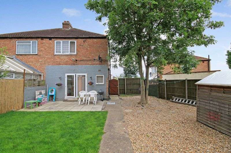 2 Bedrooms Semi Detached House for sale in Enmore Road, Southall