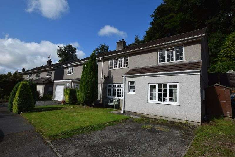 4 Bedrooms Semi Detached House for sale in Roydon Close, Launceston