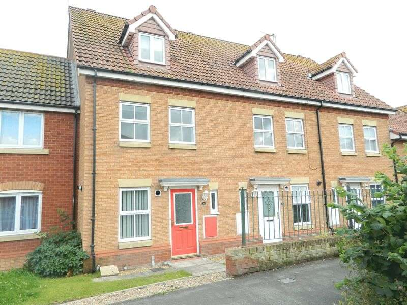 3 Bedrooms Terraced House for sale in Rhodfa Wyn, Prestatyn