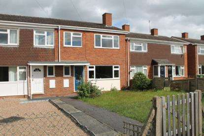 3 Bedrooms End Of Terrace House for sale in Rumer Close, Long Marston, Stratford-Upon-Avon