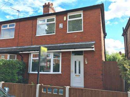 3 Bedrooms Semi Detached House for sale in Clarence Street, Warrington, Cheshire