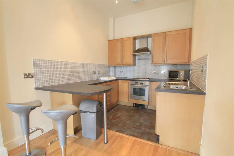 1 Bedroom Property for sale in High Street, The Castle Quarter, Cardiff City Centre