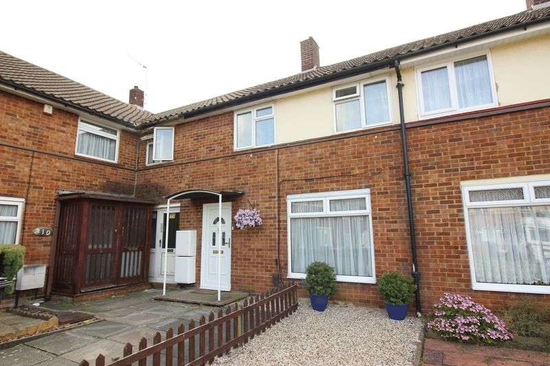 2 Bedrooms Terraced House for sale in Potters Field, Harlow, CM17