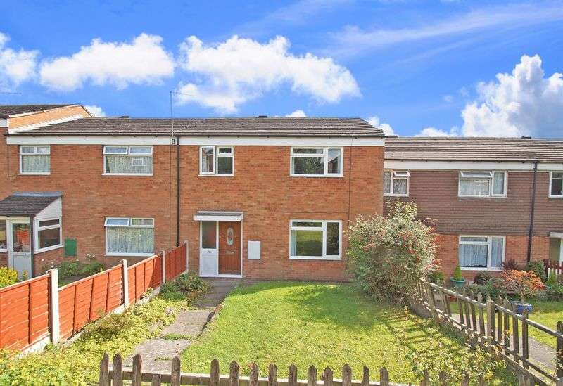 3 Bedrooms Terraced House for sale in Spencer Walk, Catshill, Bromsgrove