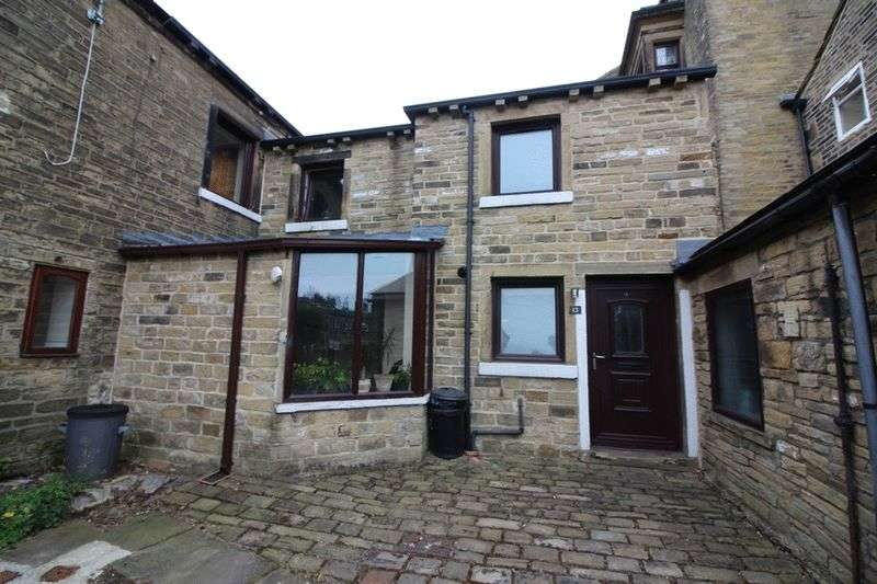 2 Bedrooms House for sale in Green Terrace Square, Halifax