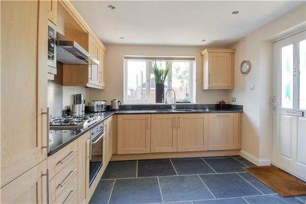 3 Bedrooms Terraced House for sale in Abingdon Road, Steventon, Abingdon, Oxon, OX13 6RW