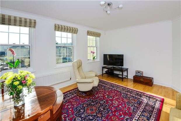 2 Bedrooms Flat for sale in Horstmann Close, Bath, BA1 3NZ