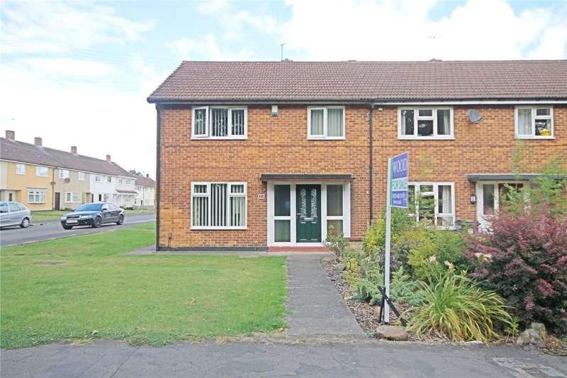 3 Bedrooms End Of Terrace House for sale in Neasham Road, Middleton St. George, Darlington, DL2