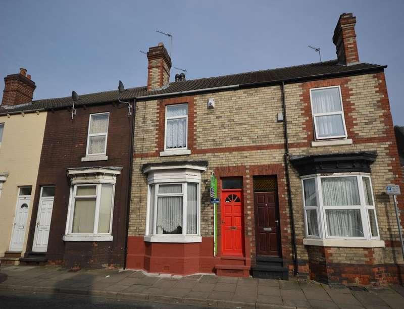 2 Bedrooms Property for sale in Jarratt Street, Hyde Park, Doncaster, DN1