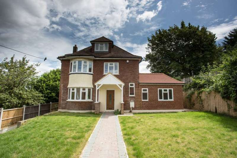 5 Bedrooms Detached House for sale in Robin Hood Lane, Walderslade, Chatham, Kent