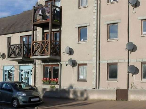 2 Bedrooms Flat for sale in Harbour Street, Nairn, Highland