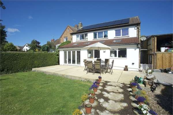 5 Bedrooms Detached House for sale in Brickhill Road, Wellingborough, Northamptonshire