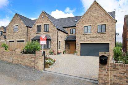 6 Bedrooms Detached House for sale in Barton Lane, Armthorpe, Doncaster