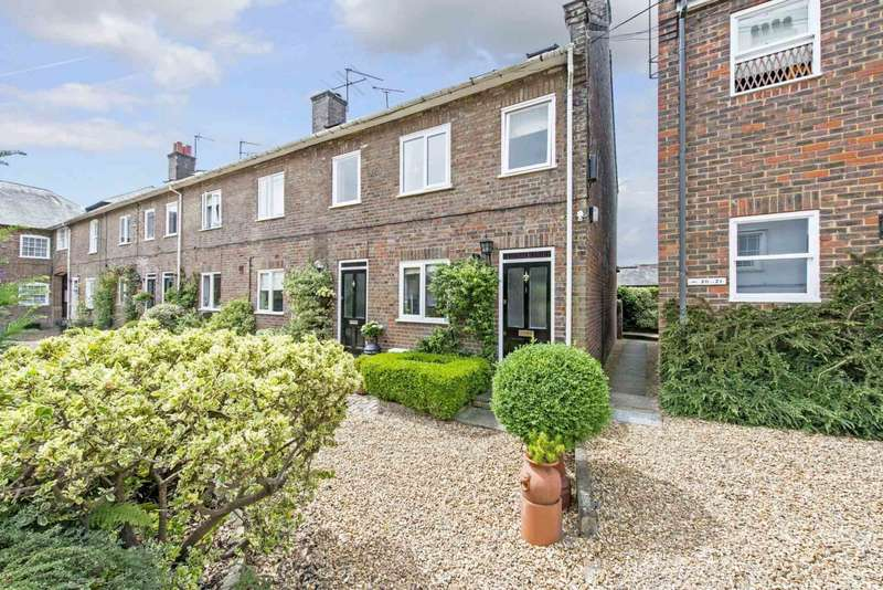 3 Bedrooms End Of Terrace House for sale in Royal Court, Tring Station