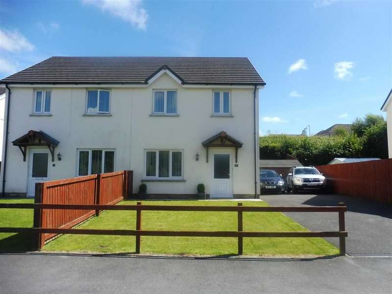 3 Bedrooms Property for sale in Clos Gwyn, Tumble