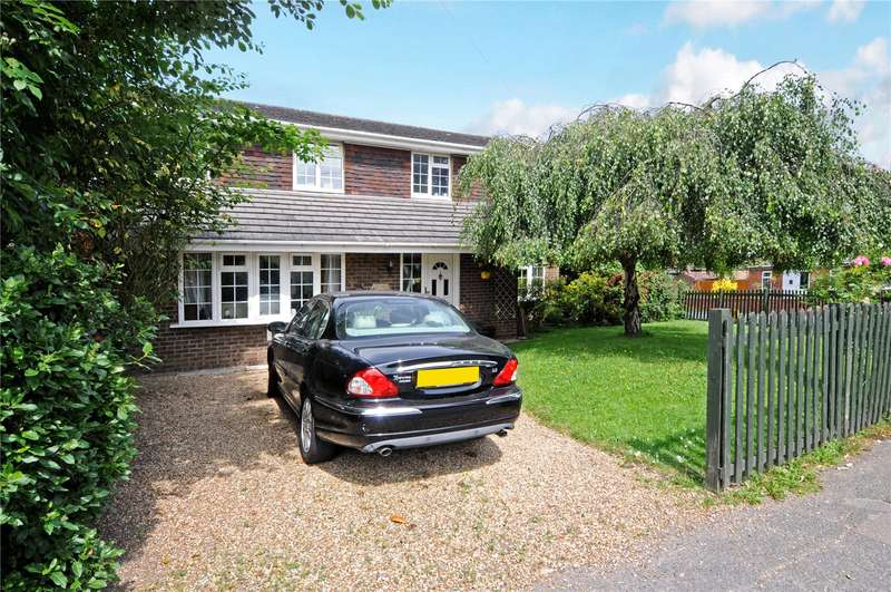 4 Bedrooms Detached House for sale in The Causeway, Claygate, Esher, Surrey, KT10