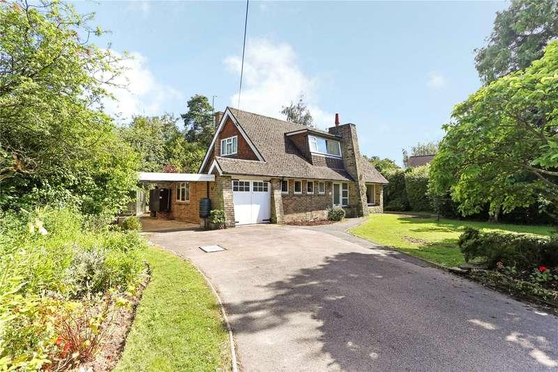 3 Bedrooms Detached House for sale in Stone Hatch, Alfold, Cranleigh, Surrey, GU6