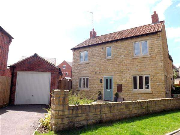 3 Bedrooms Detached House for sale in Rectory Road, Clowne