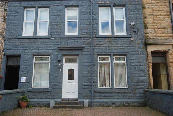 2 Bedrooms Apartment Flat for sale in Sidney Street, Saltcoats