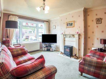 3 Bedrooms Semi Detached House for sale in Lower Manor Lane, Burnley, Lancashire, Burnley