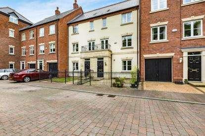 3 Bedrooms Terraced House for sale in Danvers Way, Fulwood, Preston, Lancashire