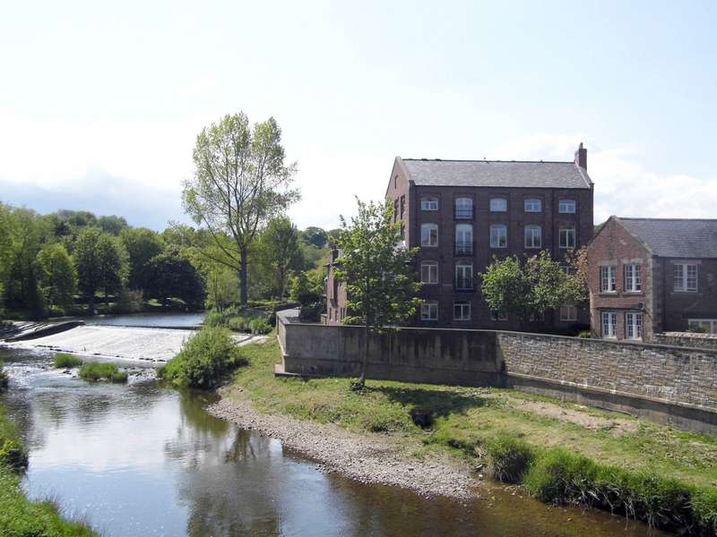 2 Bedrooms Apartment Flat for sale in Olivers Mill, Morpeth