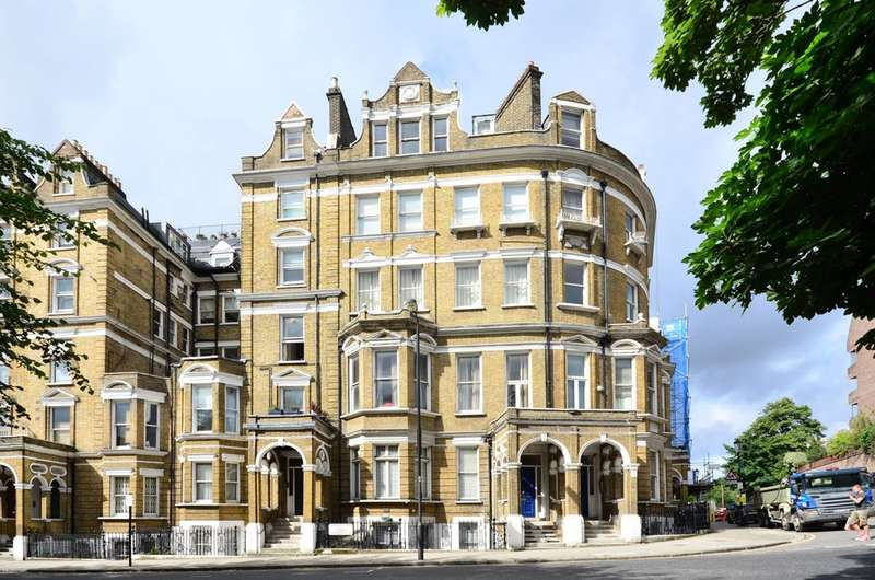 2 Bedrooms Maisonette Flat for sale in Airlie Gardens, Kensington, W8