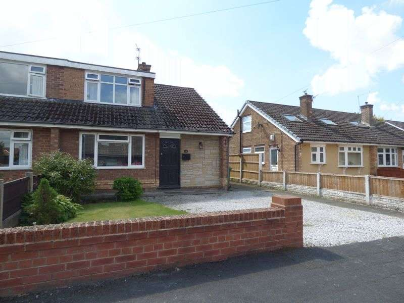 3 Bedrooms Semi Detached Bungalow for sale in SUSAN DRIVE, PENKETH