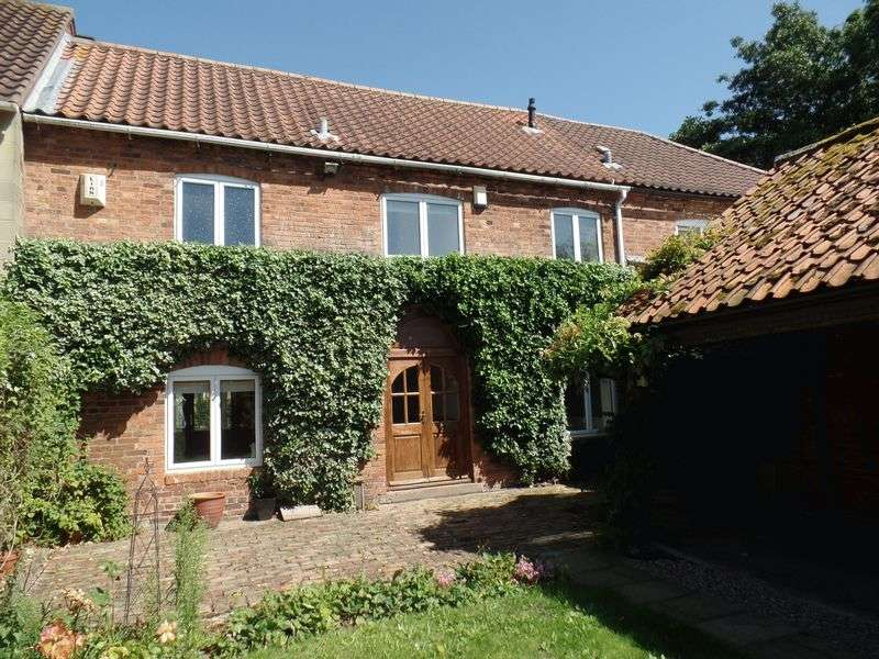 3 Bedrooms Terraced House for sale in Church Lane, Sudbrooke