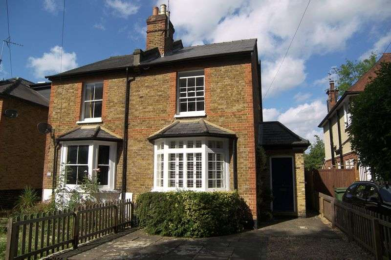 3 Bedrooms Semi Detached House for sale in Common Road, Claygate