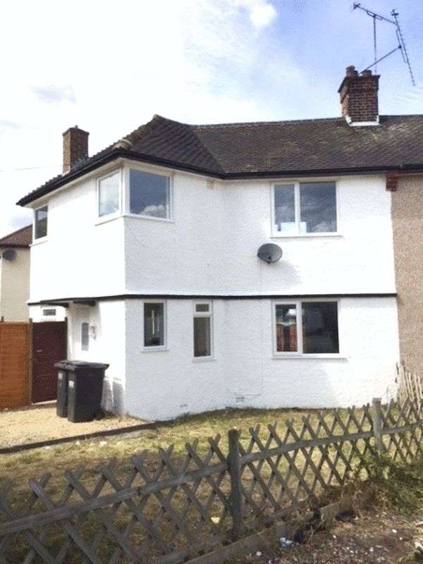 3 Bedrooms Semi Detached House for sale in Euston Road, CROYDON, Surrey