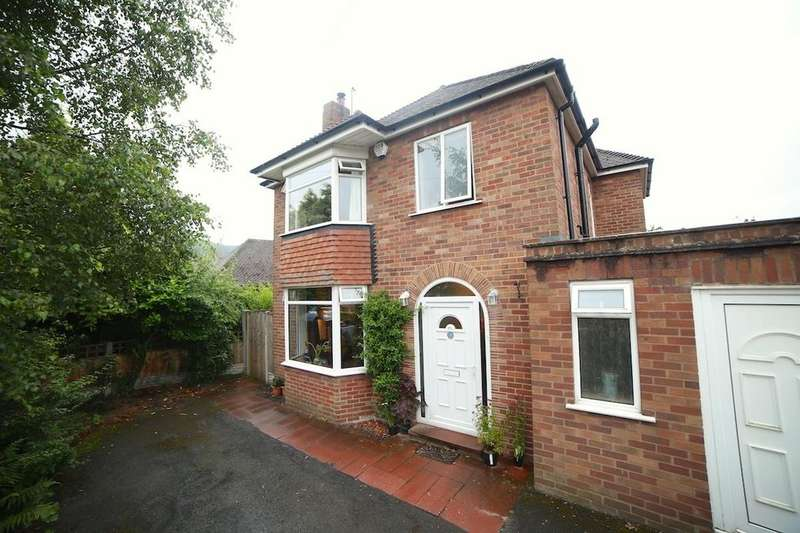 3 Bedrooms Detached House for sale in Haygate Drive, Wellington, Telford, TF1