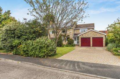 5 Bedrooms Detached House for sale in Fir Tree Close, Hilton, Yarm