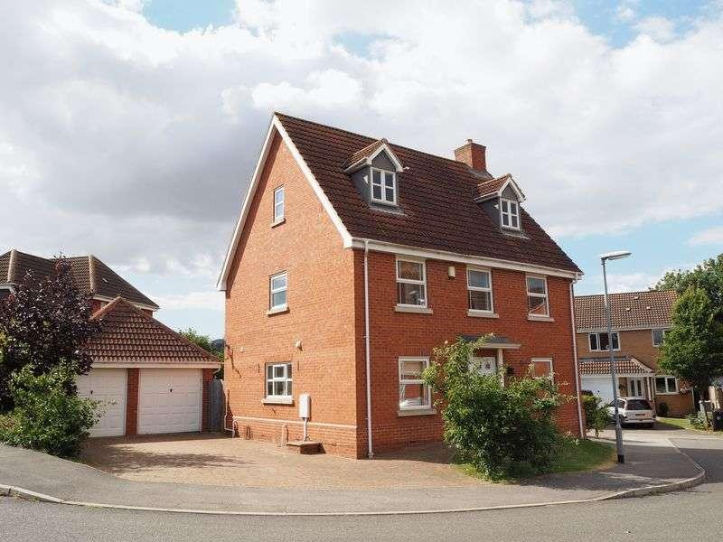5 Bedrooms Detached House for sale in Riverview, Long Bennington