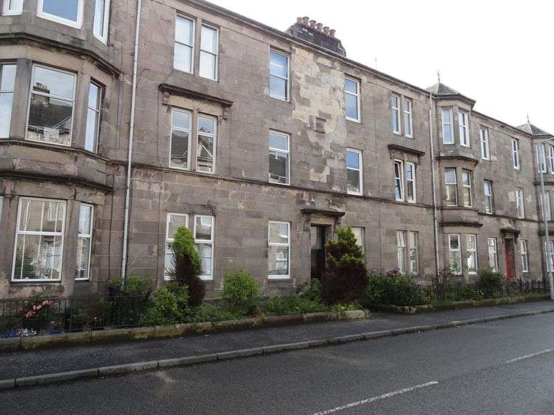 1 Bedroom Flat for sale in Bonhill Road, Dumbarton