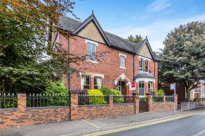 4 Bedrooms Detached House for sale in Princes Road, Stoke-On-Trent, Staffordshire