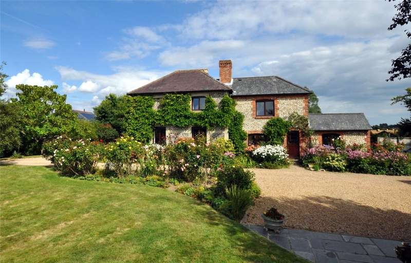 4 Bedrooms Detached House for sale in Birdham Road, Birdham, Chichester, West Sussex, PO20