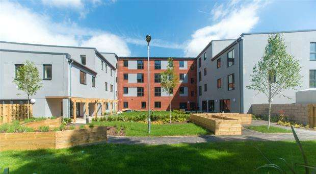 2 Bedrooms Flat for sale in Western Road, Newton Abbot, Devon