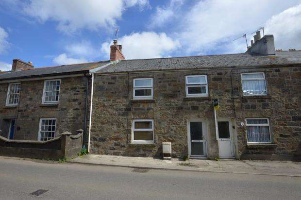 2 Bedrooms Terraced House for sale in Fore Street, Praze, Camborne, Cornwall
