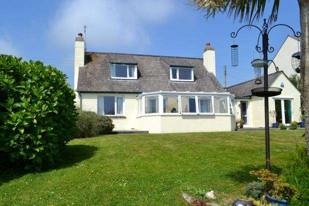 3 Bedrooms Detached House for sale in Brentfields, Looe, Cornwall