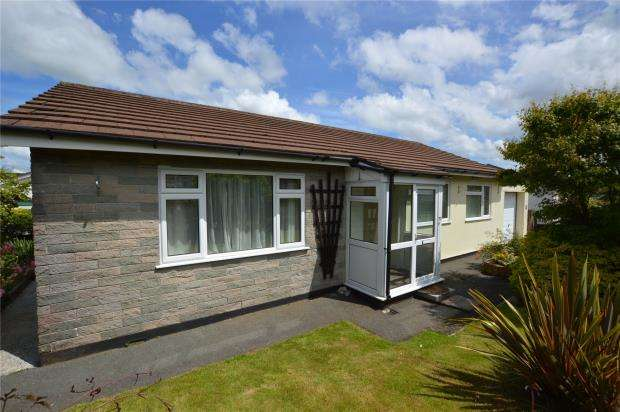 3 Bedrooms Detached Bungalow for sale in Kilmar Way, St. Cleer, Liskeard, Cornwall