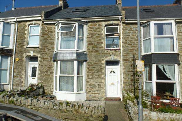 6 Bedrooms Terraced House for sale in Springfield Road, Newquay, Cornwall