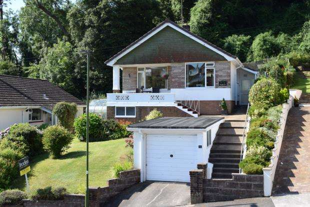 3 Bedrooms Detached Bungalow for sale in Brantwood Drive, Paignton, Devon