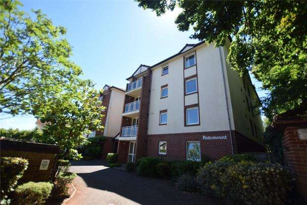 2 Bedrooms Flat for sale in Rosemount, 12 Roundham Road, Paignton, Devon